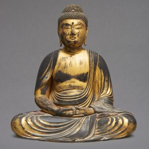 Buddhistic statues and artefacts